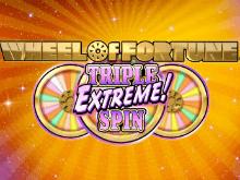 Азартная игра Колесо Фортуны: Тройной Экстремальный Спин